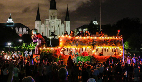 10 Best Things About Fall in New Orleans