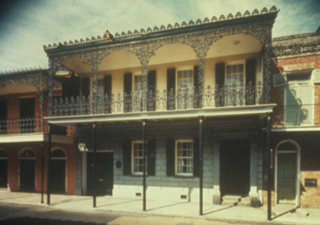 Gallier House  New Orleans  Attraction