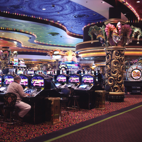 Harrahs New Orleans Casino  New Orleans  Attraction