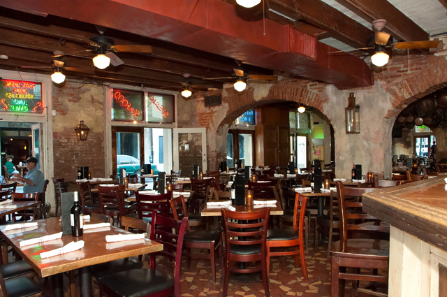 The Original Pierre Masperos  New Orleans  Restaurant
