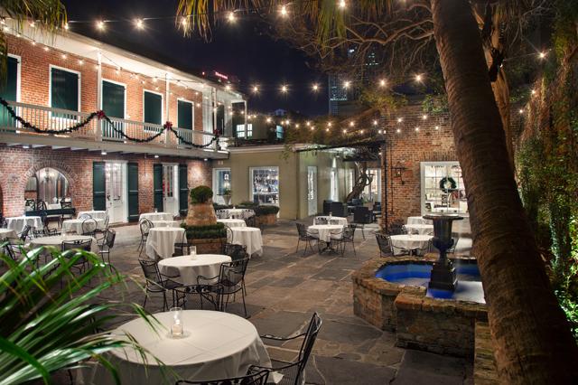 Broussards  New Orleans  Restaurant