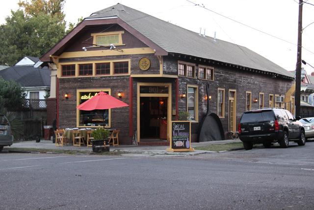 Atchafalaya  New Orleans  Restaurant