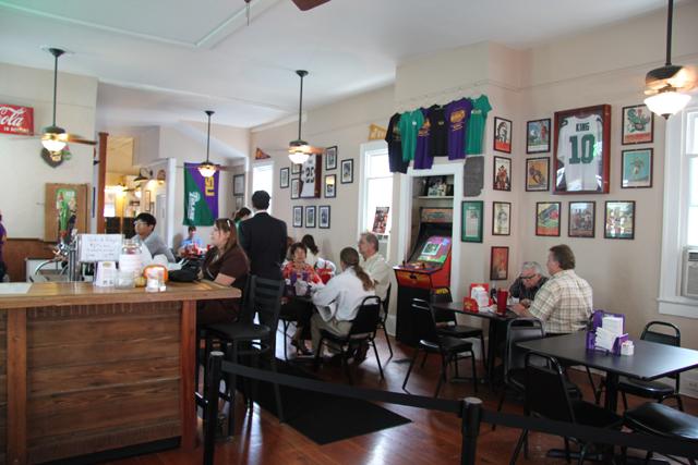 Mahony39s Po Boy Shop New Orleans Restaurant