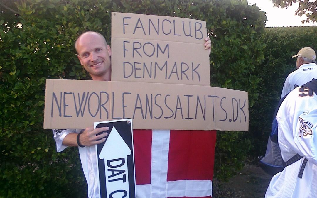 NewOrleansSaints.dk omtalt på WWLTV