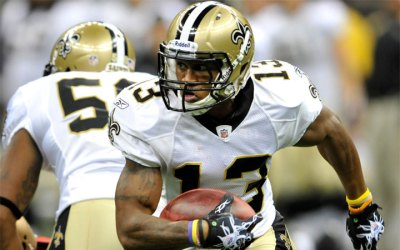 Saints henter WR Morgan