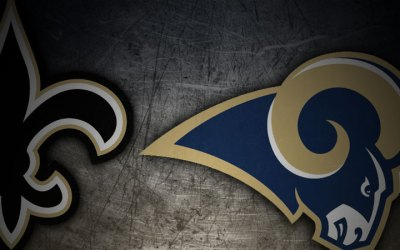 Video preview: New Orleans Saints @ St. Louis Rams