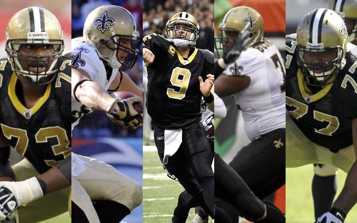 Saints sender fem spillere til Pro Bowl