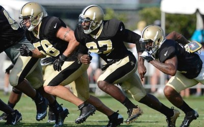 VIDEO: Saints Camp Report (01/08/12)