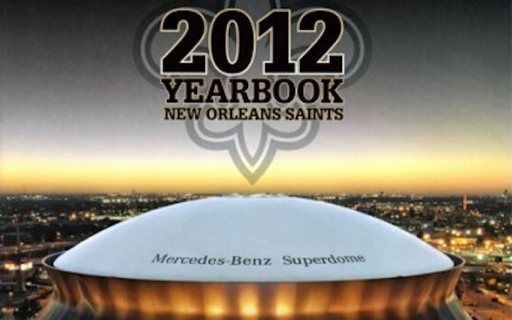 Konkurrence: Saints picks 2012