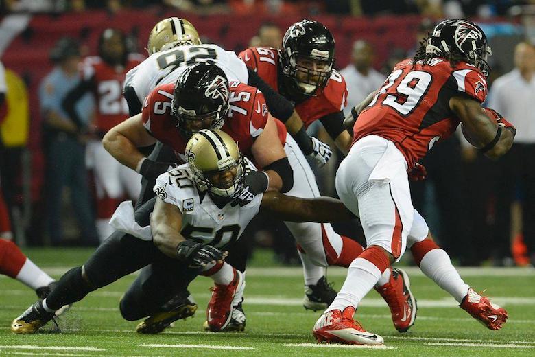Saints vinder igen over Falcons