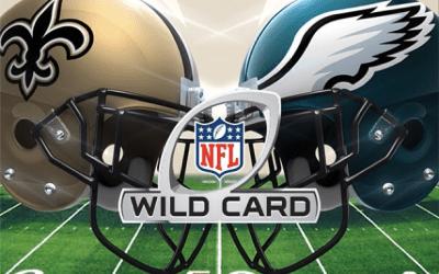 New Orleans Saints @ Philadelphia Eagles (video)