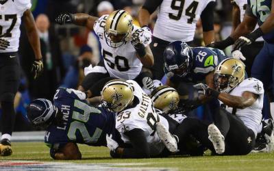 Hvad er Saints chance for sejr mod Seahawks