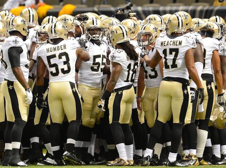 Saints vinder 31-24 over Titans