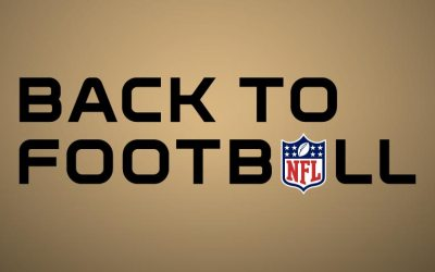 Football er tilbage!