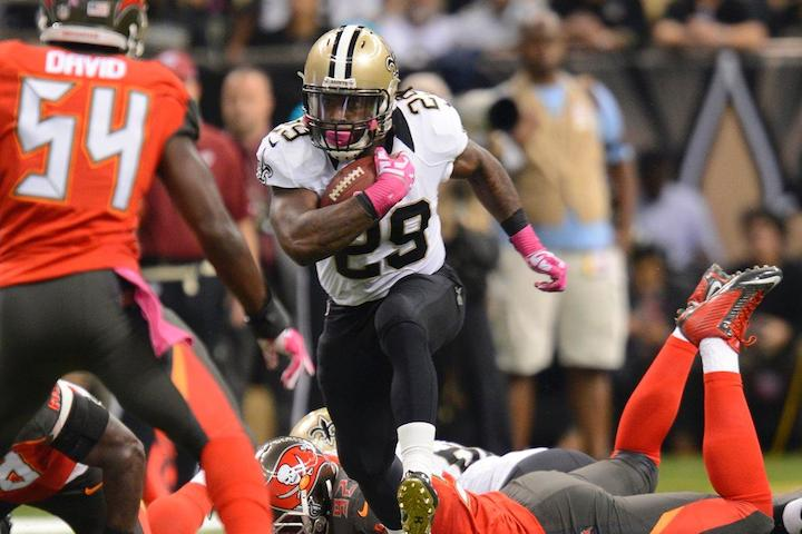 Buccaneers 31, Saints 37 OT