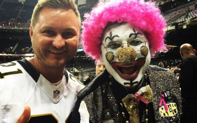 Fanrapport: Atlanta Falcons at New Orleans Saints 2015