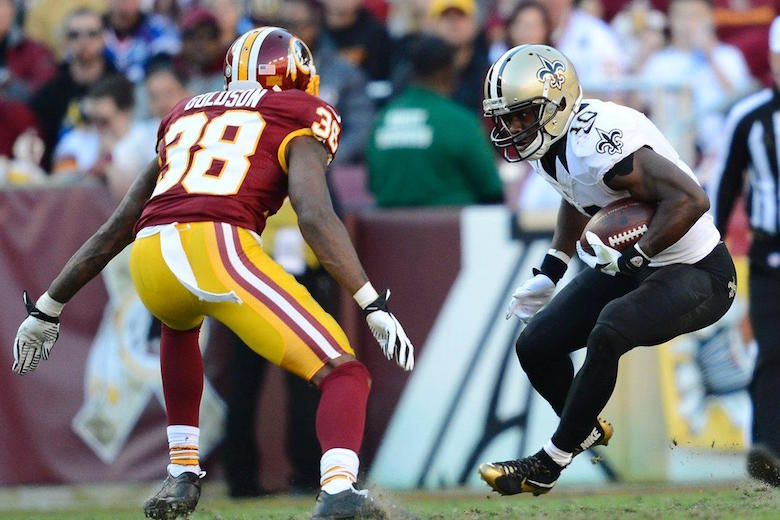 Saints 14, Redskins 47