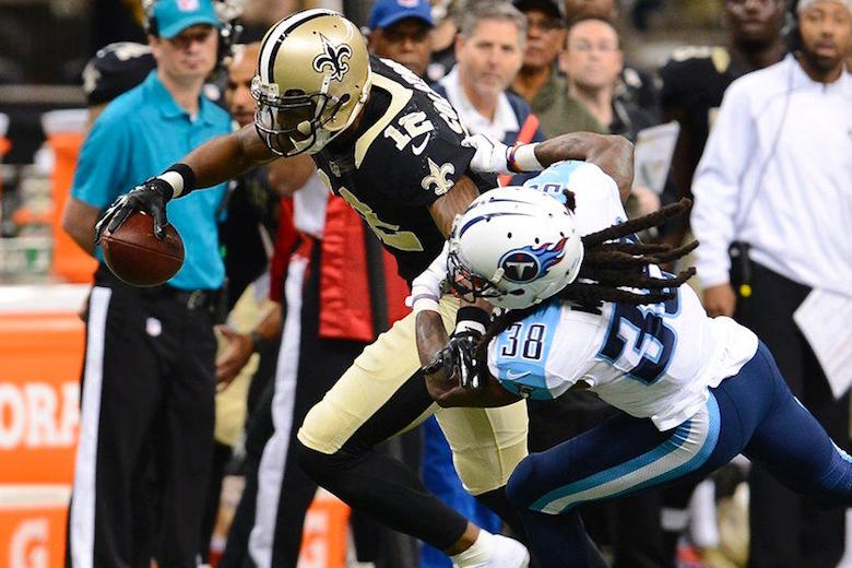 Titans 34, Saints 28 OT