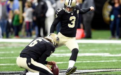 New Orleans Saints skriver 5-årig kontrakt med Will Lutz
