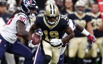 Ted Ginn Jr. skriver kontrakt med Chicago Bears