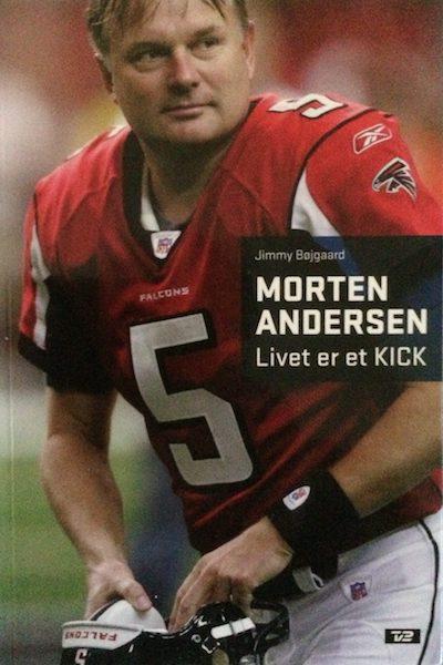 Morten Andersen - Livet er et KICK