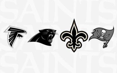 NFC Souths nye uniformer. Hvem gjorde det bedst?