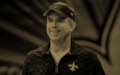 "Sean Payton foreslår ""Playoff Bubble"""
