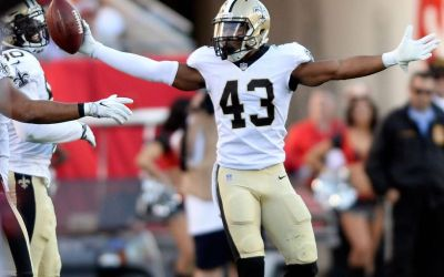 New Orleans Saints bruger franchise tag på safety Marcus Williams