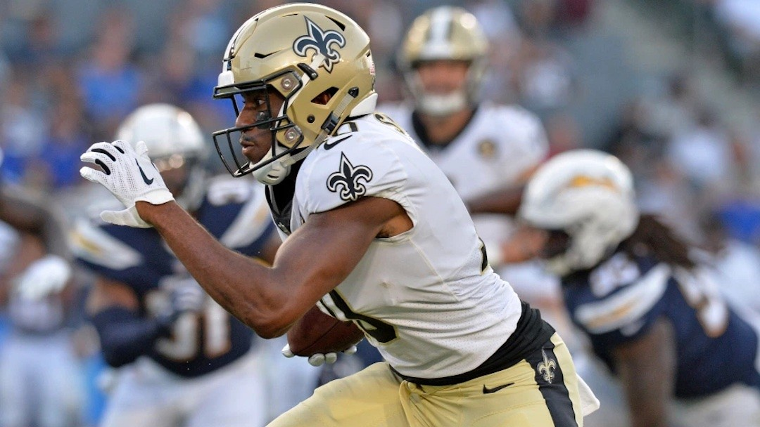 New Orleans Saints mangler to spillere mod Green Bay Packers