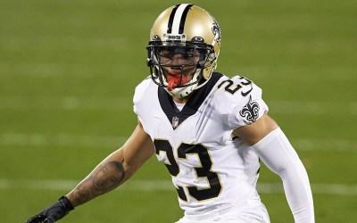 New Orleans Saints har de fleste spillere til rådighed