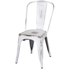 White Distressed Dining Chairs Bentwood Wholesale 938233 Dw Npd Furniture Lifestyle