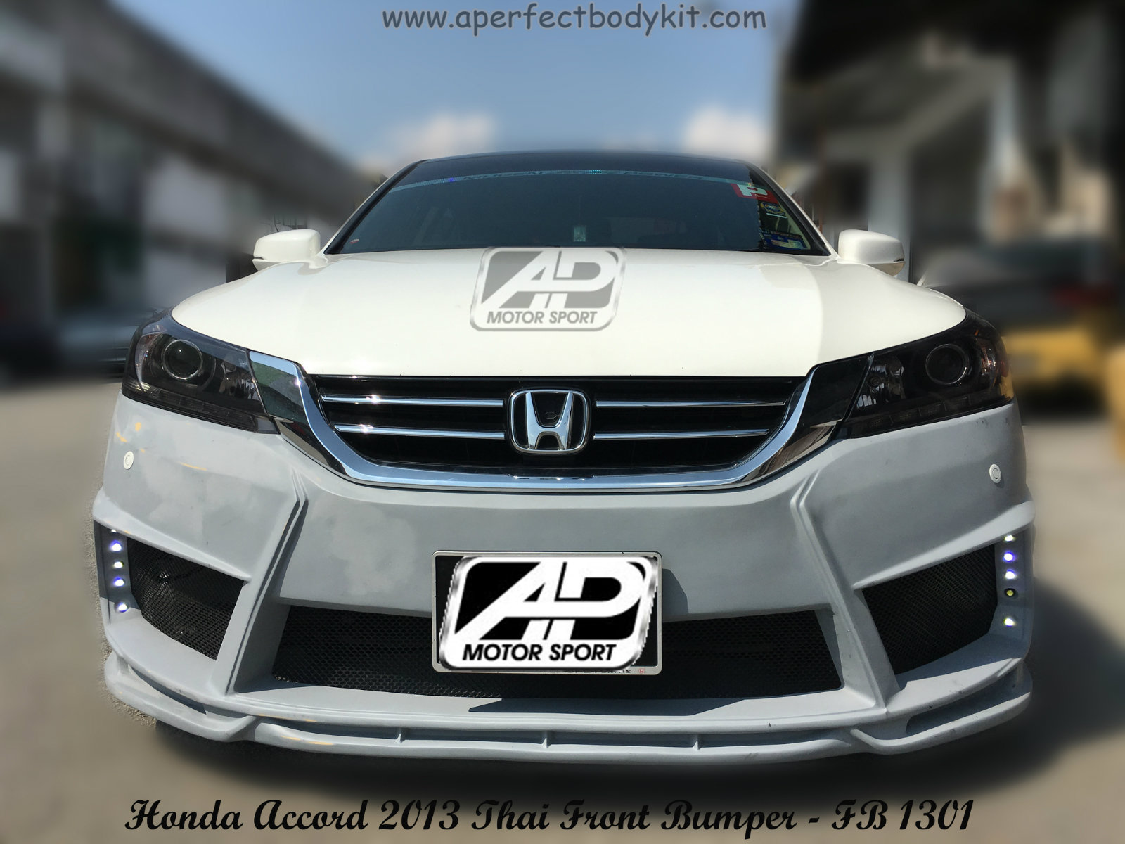 all new camry thailand club honda accord 2013 thai front bumper ...