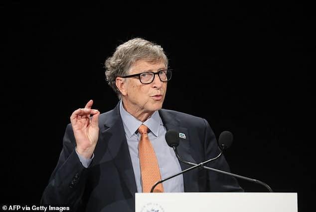 Bill Gates Microchip Idea through Coronavirus vaccine Sparked outrage worldwide