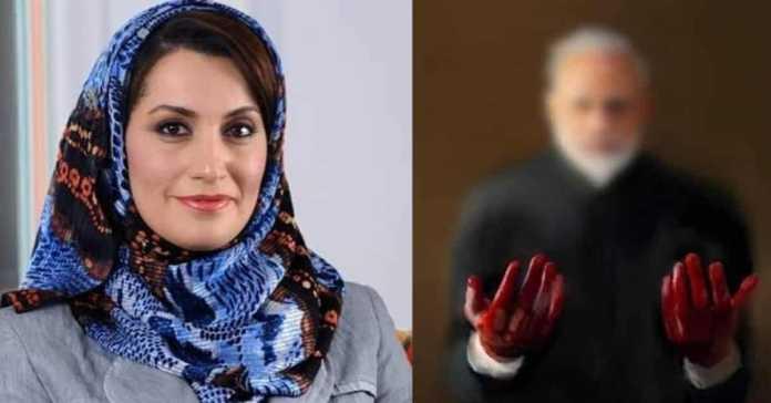 Mona Bint Fahd Al Said warns Narendra Modi to expel one million Indian Workers from Oman