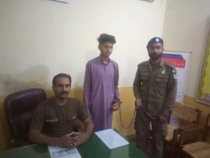 Man arrested over child-abuse in Gujrat