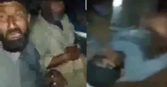 Hindu extremists attacked Kashmiri labourers in Cachar district of Indian state of Assam causing injuries to at least five of them.
