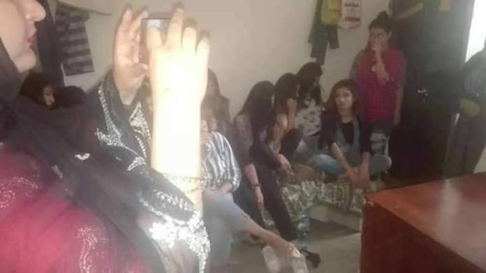 Police raid at dance party in Lahore