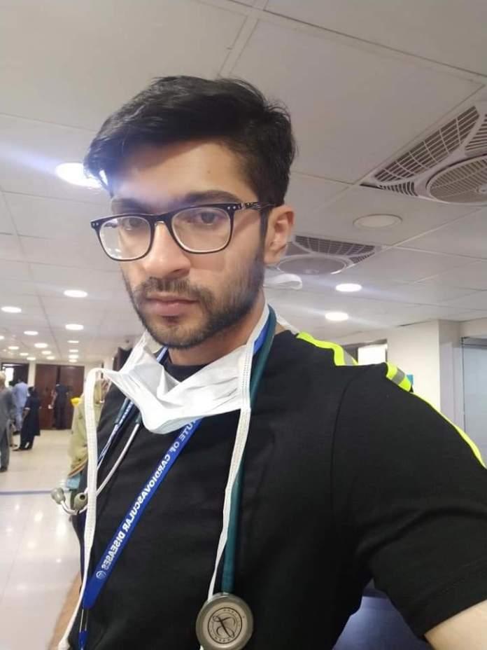 CTD policeman shoots doctor at Karachi's NICVD