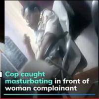 Video: Uttar Pradesh, Police Officer Caught Masturbating In front of Woman Complainant
