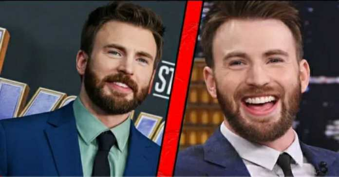 Chris Evans leaked pictures