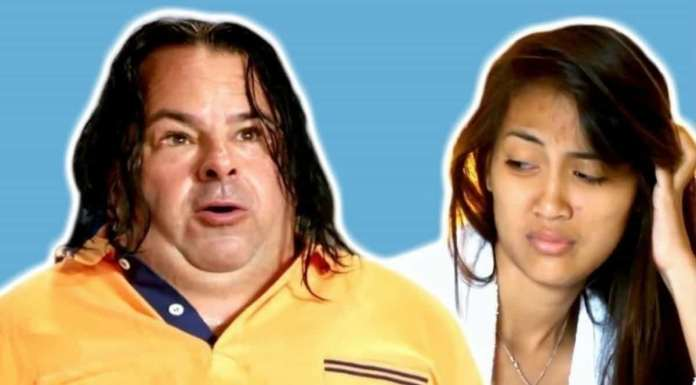 Big Ed from '90 Day Fiancé' exposed being verbally abusive to his girlfriend Liz in leaked phone call