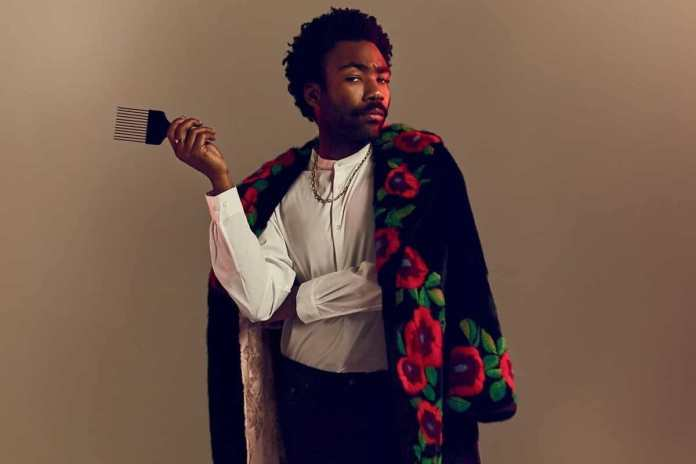 Donald Glover Starts hosting Twitter space and Ends it in few seconds. Donald Glover has revealed over Twitter that he is writing 3 movies, a trilogy