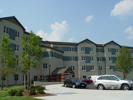 SUNY New Paltz  Residence Life