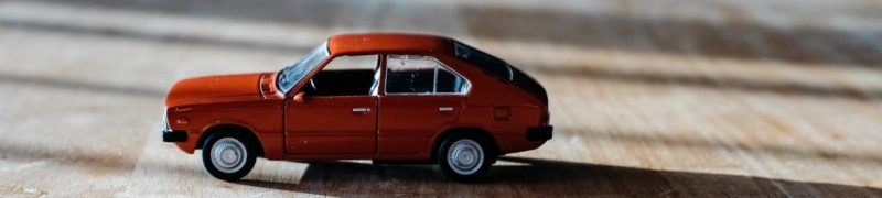 Top 5 multisensory learning materials - toy car