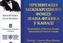Ivan Franko International Prize
