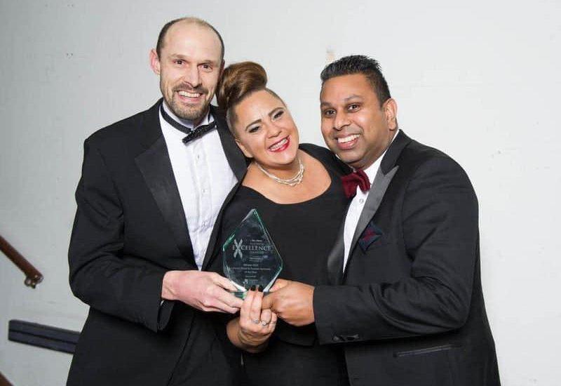Portsmouth News award WIN