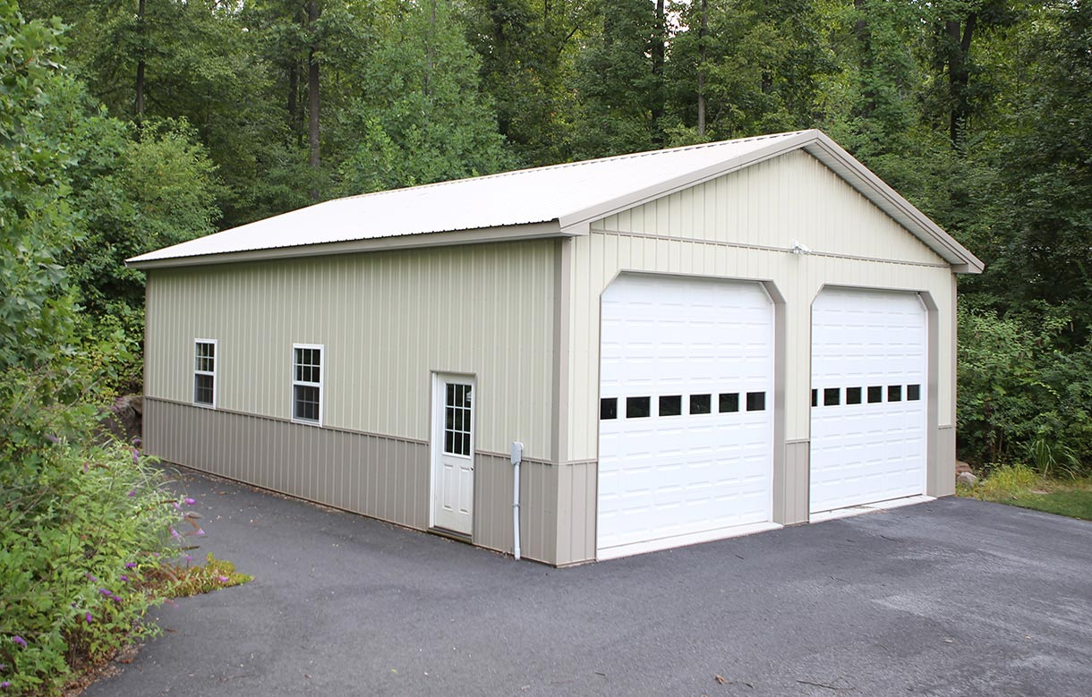 Pole Building Color Selector  Tam Lapp Construction LLC