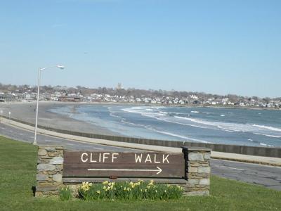Image result for cliff walk newport ri