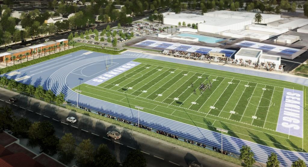 Newport Beach Local News CdM Sports Field Raises Concerns for Residents  Newport Beach Local News