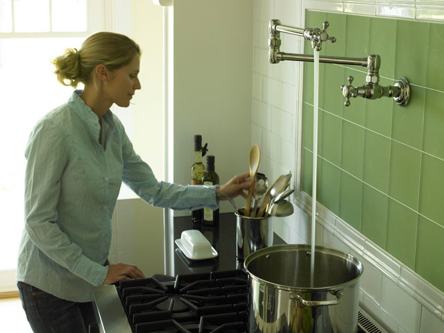newport brass kitchen faucet inexpensive remodel || quality bath & products